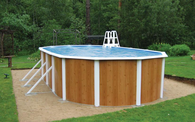 Лучшие производители каркасных бассейнов