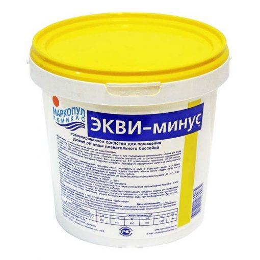 ЭКВИ-минус (pH-минус)
