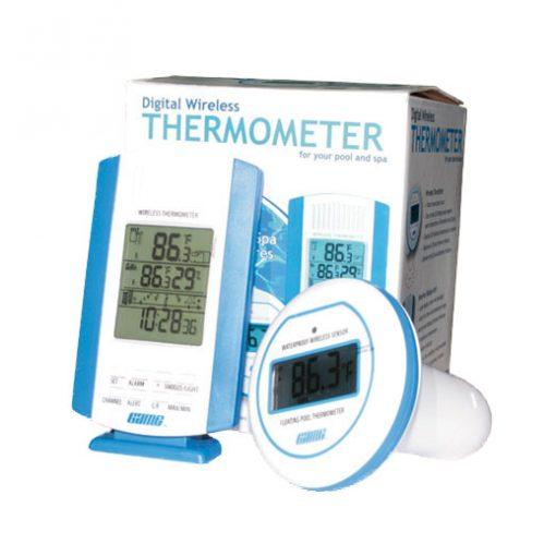 Термометр цифровой плавающий с дистанционным блоком контроля