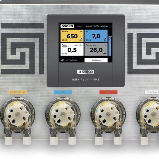 Автоматическая станция обработки воды Aseko Asin Aqua HOME