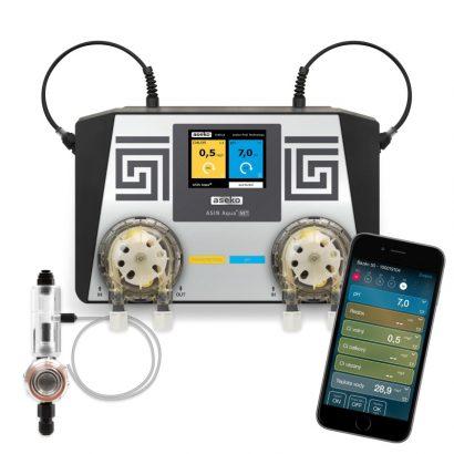 Автоматическая станция обработки воды Aseko Asin Aqua NET