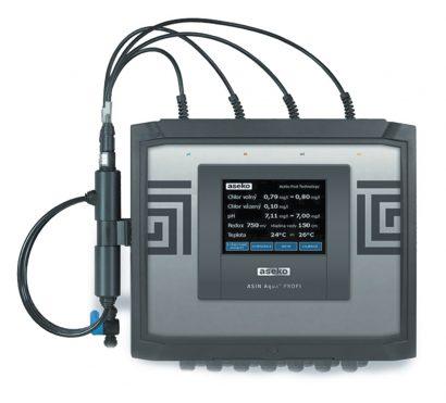 Автоматическая станция обработки воды Aseko Asin Aqua PROFI
