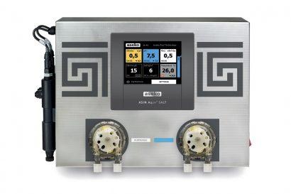 Автоматическая станция обработки воды Aseko Asin Aqua SALT