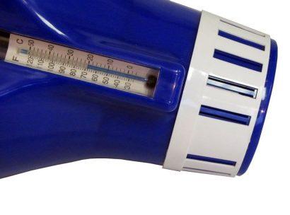 Плавающий дозатор с термометром Poolline